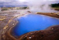 سیر سیاه و حوضچه های آب گرم درمانی